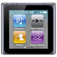MP3-плеєр APPLE iPod nano 16Gb Graphite (6Gen) - 2010