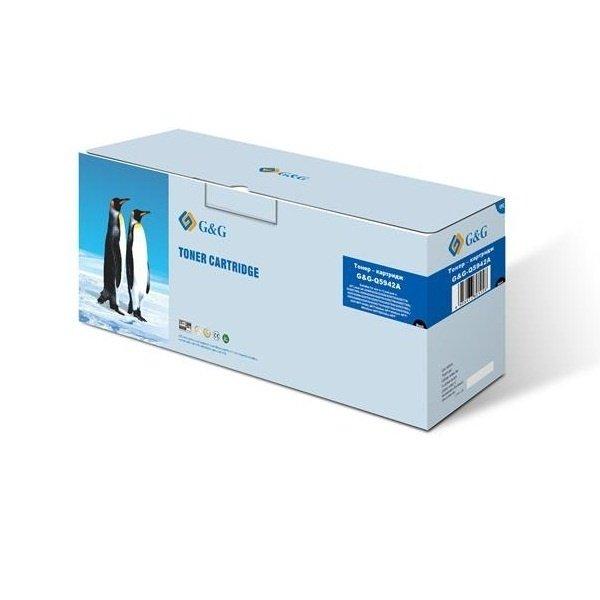 Купить Картриджи к лазерной технике, Картридж лазерный G&G для HP LJ 4240N/4250/4350/4200/4300/ 4345-Q1338A/Q1339A/Q5945A Black (G&G-Q594, G&G