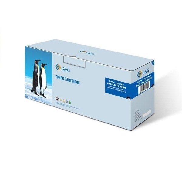 Купить Картриджи к лазерной технике, Драм-Картридж лазерный G&G для Canon iR2520/2525/2530 (G&G-EXV33_DRUM)