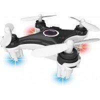 Мини-квадрокоптер SkyWalker 360° Flip RTF (R22335 Black)