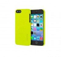 Чехол Incipio для iPhone 5/5S/SE Feather case Lime Green