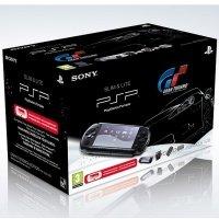 Игровая приставка SONY PlayStation Portable Silver 3008 + Gran Turismo