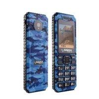 Мобильный телефон Sigma X-style 11 Dragon Blue camouflage