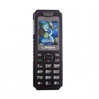 Мобильный телефон Sigma X-style 11 Dragon All Black