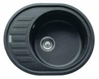 Кухонна мийка Franke ROG 611-62 графіт (114.0251.446)