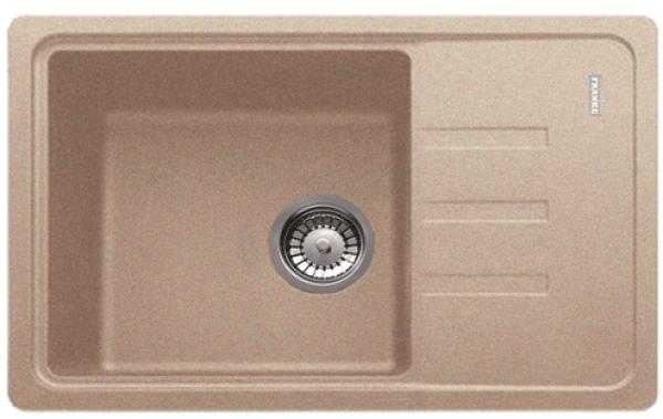 Купить Кухонная мойка Franke BSG 611-62 бежевый (114.0375.045)