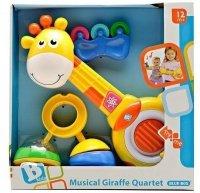 Музыкальная игрушка B kids Квартет жирафа (5197)