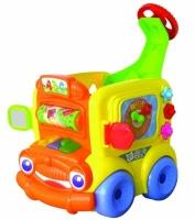 Развивающая игрушка B kids Большой Автобус (4946)