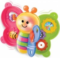 Развивающая игрушка B kids Бабочка-книга (6120)