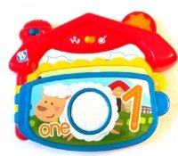 Развивающая игрушка B kids Книга (8259)