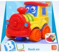 Развивающая игрушка B kids Веселый паровоз (7604)