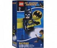 Фонарик на голову LEGO Бетмен (LGL-HE8)