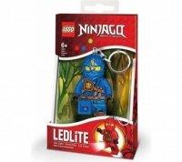 Брелок-фонарик LEGO Ninjago Джей (LGL-KE77J)