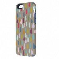 Чехол Speck для iPhone 6/6s CandyShell Inked Rainbow Drop Pattern/Beaming Orchid Purple