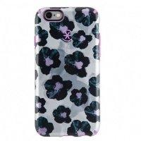 Чехол Speck для iPhone 6/6s Candyshell Inked Platinum Posies/Beaming Orchid Purple