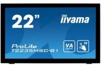 <p>Монітор 22'' IIYAMA (T2235MSC-B1) Touch Screen</p>