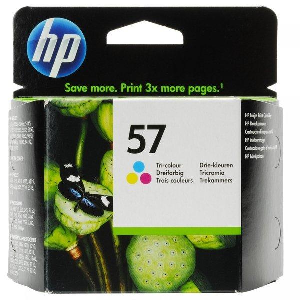 Купить Картридж струйный HP No.57 DJ5550/PS1x0/ 7x50 color (C6657AE)