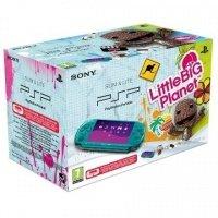Игровая приставка SONY PlayStation Portable Black 3008 + LittleBigPlanet