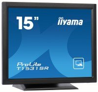 <p>Монітор 15'' IIYAMA T1531SR-B3 (T1531SR-B3/T1531SR-B1A) Touch Screen</p>
