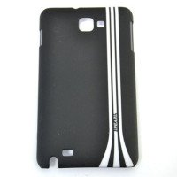 Чехол iPearl для Galaxy Note 3 N9000 Ricing Crystal Case Black+White