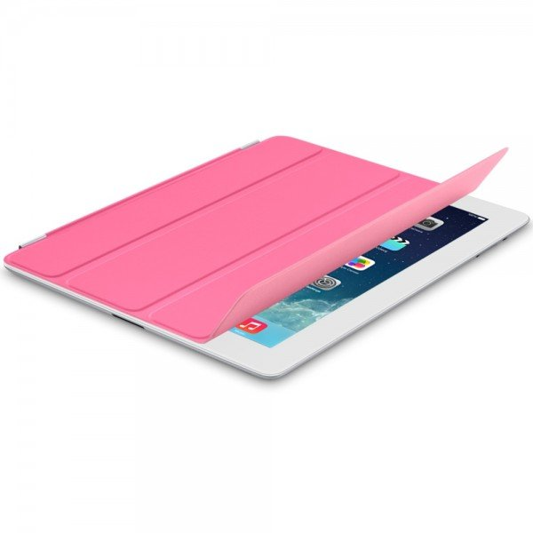 Купить Чехол Apple Smart Cover для iPad 3 Pink (MD308ZM/A)