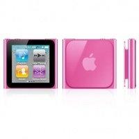 MP3 плеер APPLE iPod nano 8Gb pink (6Gen)