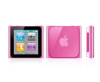 MP3 плеер APPLE iPod nano 16Gb pink (6Gen) - 2010