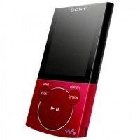 Мультимедиаплеер SONY Walkman E444 8Gb Red
