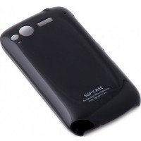 Чехол SGP для HTC Desire S UltraThin черн