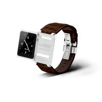 Чехол iWatchZ для iPod Nano 6 Ремень Timepiece Collection кожа Brown