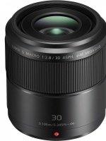 Объектив Panasonic Lumix G Macro 30 mm f/2.8 ASPH. MEGA O.I.S. (H-HS030E)