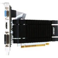 Видеокарта MSI GeForce GT 730 2GB DDR3 Low Profile Silent (N730K-2GD3H/LP)