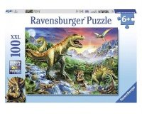 Пазл Ravensburger Время динозавров (RSV-106653)