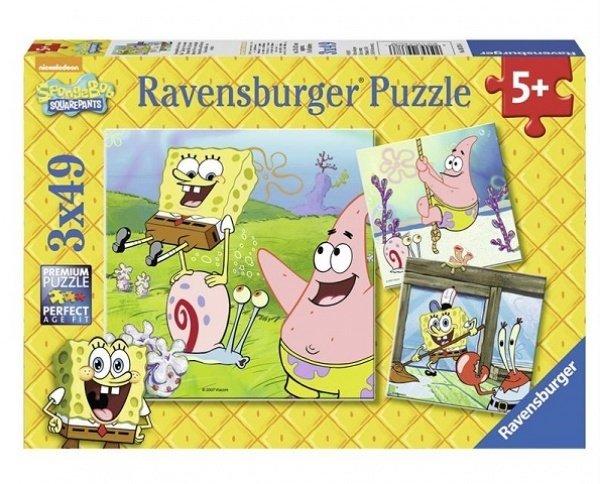 Пазл Ravensburger Губка Боб и его друзья (RSV-093786 ...