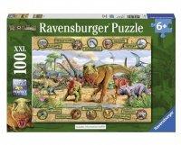 Пазл Ravensburger Динозавры (RSV-106097)