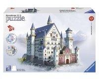 3D-пазл Ravensburger Замок Нойшванштайн (RSV-125739)