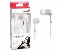 Навушники Genius HS-M225 Mic White
