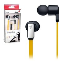 Наушники Genius HS-M260 Mic Yellow