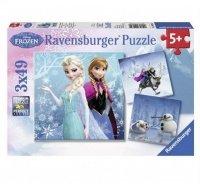 Пазл Ravensburger Зимние приключения (RSV-092642)
