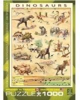 Пазл Eurographics Динозавры (6000-1005)