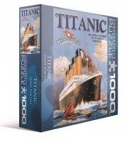 Пазл Eurographics Титаник (8000-0389)