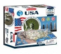 Объемный пазл 4D Cityscape Соединенные Штаты Америки (40008)