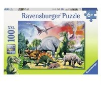 Пазл Ravensburger Среди динозавров (RSV-109579)