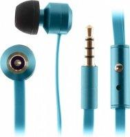 Навушники KitSound Ribbons blue