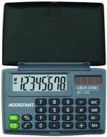 Калькулятор электронный Assistant 8-разрядный (AC-1152)
