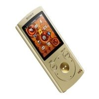 Мультимедиаплеер SONY Walkman S763 4GB Gold