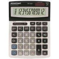 Калькулятор електронний Assistant 12-розрядний (AC-2321)