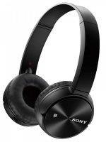 Навушники Bluetooth Sony MDR-ZX330BT Black