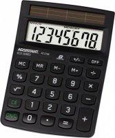 Калькулятор електронний Assistant 8-розрядний (AC-1196 Eco)