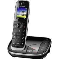 Телефон Dect Panasonic KX-TGJ320UCB Black